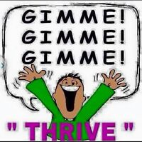 Get Thrivin' Today!  Free 3 Day Samples!