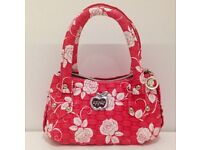Apple small bag / purse red brand new bag with tag free delivery