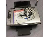 Epson Stylus DX500 Printer.