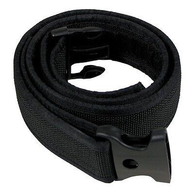 Koppel schwarz Security Hosengürtel Dienstkoppel  Einsatzkoppel Neu 125 cm Lang