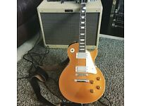 Gibson Les Paul 57 re issue from 1995