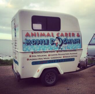 Mobile Dog Wash and Animal Caring business for sale Ulladulla Shoalhaven Area Preview