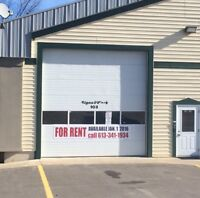 Large Shop for Rent in Perth