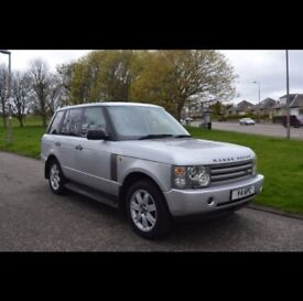 Range Rover HSE 4.4