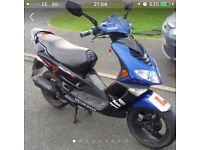 100cc scooter