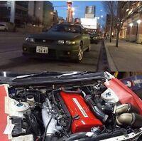 R33 GTR VSPEC FRESH NEW BUILT ENGINE