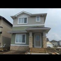 Beautiful Brand New 3 Bedroom House in Chappelle, SW