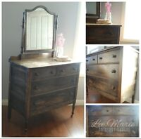 Vintage shabby chic furniture and decor sale in Innisfail !!!