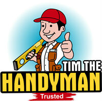 $19/hr - Tim the Handyman