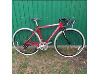 Halcyon racing bike (not Carrera,voodoo,trax)
