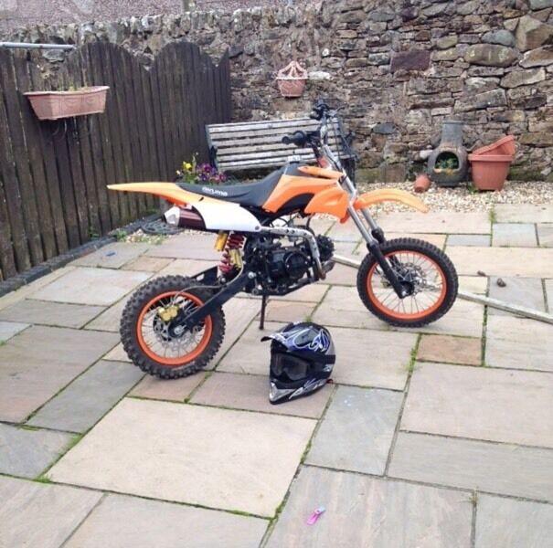 Akuma Assassin Pit Bike In Sanquhar Dumfries And Galloway Gumtree