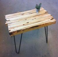 Hairpin legs for a desk, coffee table, console,etc