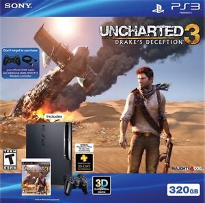 New PS3 320