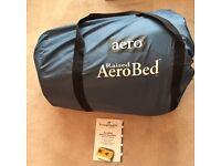 Raised Double AeroBed by Aero