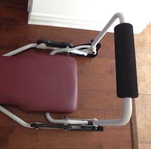 Easy Shaper Pro Exersiser - AB Workout Machine London Ontario image 3