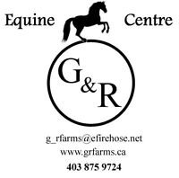 HORSE BOARD AT G&R EQUINE CENTRE