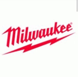At almost any Milwaukee tools