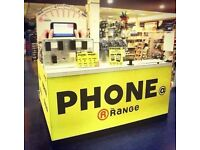 Mobile Screen Repair@ The Range Coventry