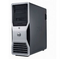 Dell Precision 690 2xXeon Quad-Core X5355 32GB RAM 500GB HDD