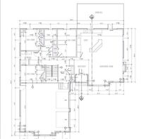 Professional drafting, house plans