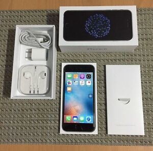 iPhone 6 Spacey Grey _ 16GB_W/ Rogers_Perfect Condition