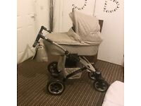 Travel system/stroller/carrycot