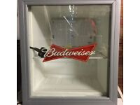 Husky Budweiser Mini Fridge