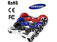 CERTIFIED SEGWAY   IO Hawk eHover Scooter Balance Board   BRAND NEW   SAMSUNG   FREE DELIVERY