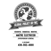 Maître Electricien // Master electrician