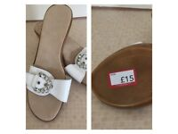 Ladies M&S Sandals - new ! Size 4.5
