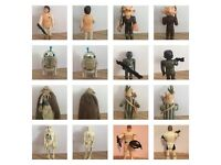 Vintage Star Wars / StarWars figures