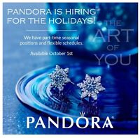 PANDORA Cash and Wrapping Specialist