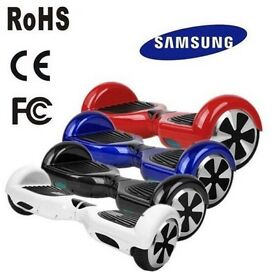 UK CERTIFIED SEGWAY - eHoverboard Smart Balance Wheel Scooter - BRAND NEW - FREE DELIVERY