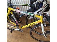 Men's 58 cm Claud Butler road bike FAST