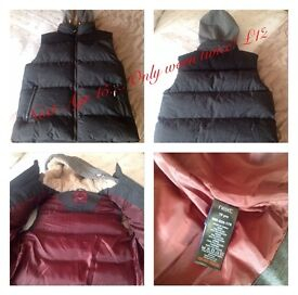 Boys Next Gilet - only worn twice !