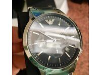 Men EMPORIO ARMANI Watch excellent condition