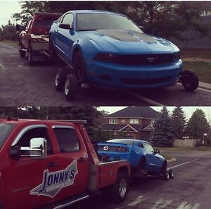 Ottawa towing services - affordable prices 613-404-1234
