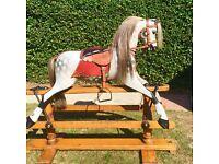 Rocking Horse - lines Bros - Restored - Circa 1920