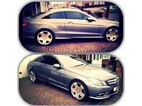 Lovely Mercedes E350 AMG Sport Coupe for sale