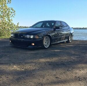 2001 BMW 540i ///M Package