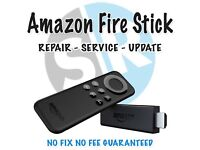 Amazon Fire Tv Stick, Repair, Update & Help