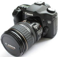 Canon EOS 50D with 28mm-135mm USM IS lens