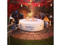 DELIVERY TODAY ANYWHERE IN UK! Brand new Lay Z Spa hot tub also have swimming pool
