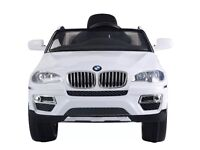 Offical Licensed BMW X6, Parental Remote & Self Drive, Free Personlised Plates,Ride-On