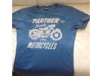 Super dry men's T-shirt size: medium