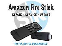 Amazon Fire Tv Stick, Repair, Update & Help