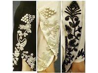 Pakistani/indian/asian/chiffon dresses