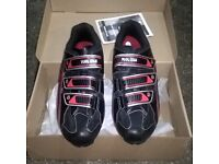 Mountain bike shoes MTB clip ons