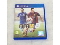 FIFA15 GAME PS4 FOR SALE