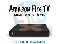 Amazon Fire Tv, Repair, Update & Help